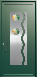 Aluminum Inox Panel 172