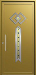 Aluminum Inox Panel 242