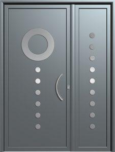 Aluminum Inox Panel 260 & A260